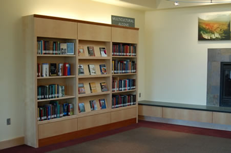 SOU Library Casework