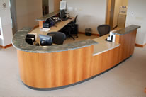 Ashland Surgical Front Desk